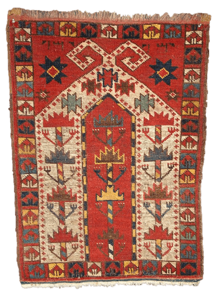 Joynamaz. Uzbeks. Nurata Oblast, 1895. Collection of Dennis Marquand, USA.