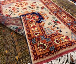 Decorative Hand Made Wool Rug