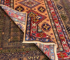 Nomadic Fascinating Hand Made Rug