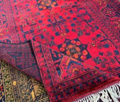 Flower - Patterned Oriental Rug