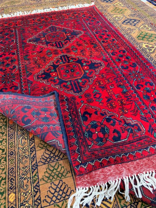 Turkish Red Rug