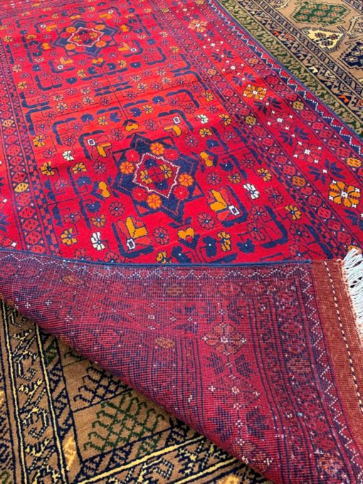 Area Turkish Vintage Rug