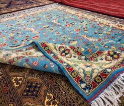 Natural Hand Made central Asia Rug