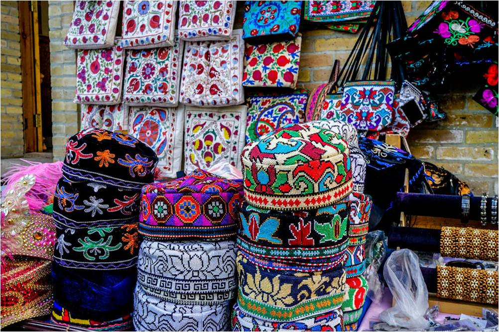 Arts and crafts in Uzbekistan