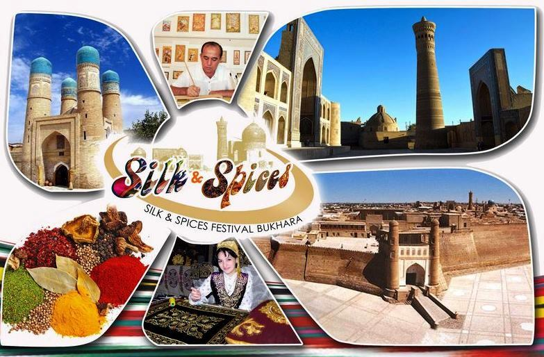 "International Festival ""Silk and Spices"""