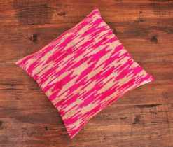 Pink Adras Velvet Pillow