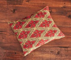 Chequer Ikat Pillow