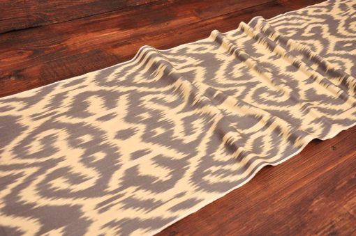 Handmade Graceful Ikat Fabric