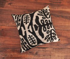 Egyptian Motifs Ikat Pillow