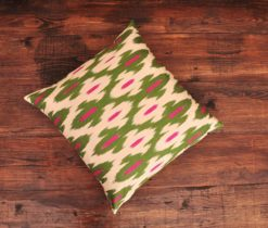Uzbek Handmade Throw Cushion