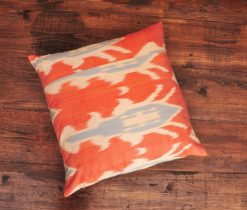 Richloom Cotton Ikat Pillow