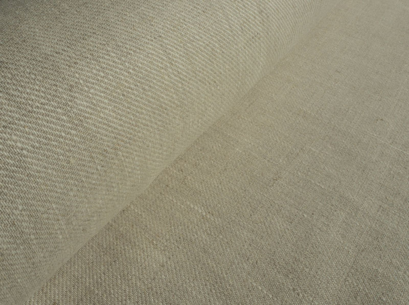Nontreated fabric