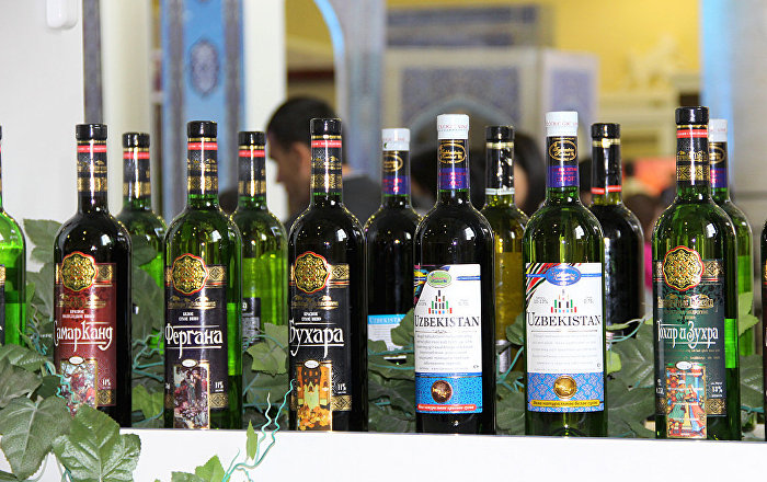 Uzbek alcohol drinks