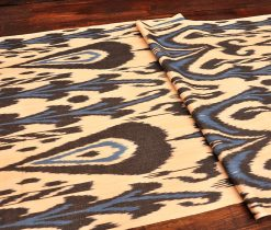 Tovuz Feather Ikat Fabric